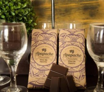 Chocolate Oscuro con Vino Oporto