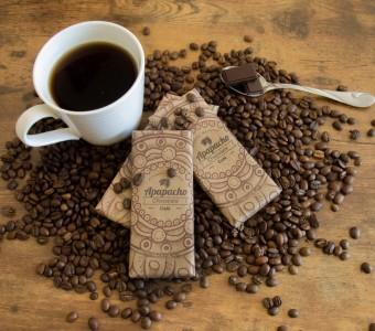 Chocolate Oscuro con Café